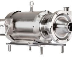 Magnetically Driven Pumps Improve Performance in Sanitary Applications