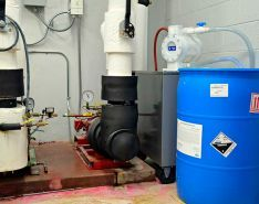 Using Plastic AODD Pumps for Chemical Applications