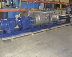 Progressive Cavity Pumps Streamline Pulp & Paper Applications