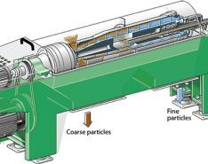 VFDs Provide Process & Speed Control in Centrifuge Operations