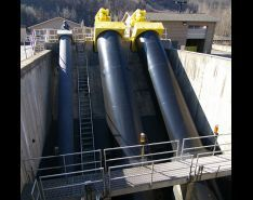 Screw Pumps Reduce Noise at City Wastewater Plant