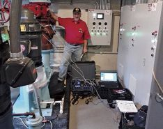 Case Study: Field Efficiency Testing for Pumps
