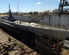 Pearl Harbor Naval Shipyard Uses Software to Automate Dry Docks
