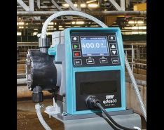 Metering Pump Reduces Chemical Costs While Improving Safety & Efficiency