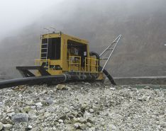 Diverse Pump Designs Provide Solutions for Mine Operations