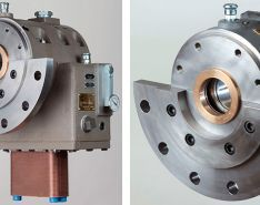 Combined Thrust & Journal Bearing Assembly Reduces Cost & Risk for Large Pump Users