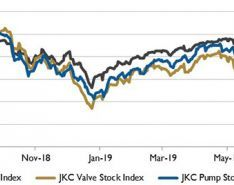 Wall Street Pump & Valve Industry Watch, August 2019