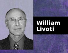 William Livoti hero image