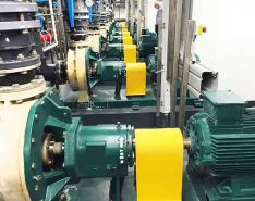 Selecting a Pump for Caustic & Corrosive Conditions