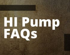 HI Pump FAQs