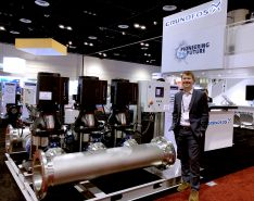 Grundfos at the AHR Expo