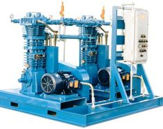 Selecting an Industrial Compressor