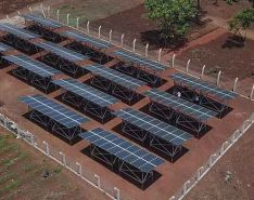 solar powered pumps in Tanzania Africa
