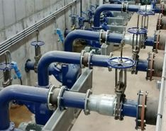 a well-engineered, designed and constructed pump-pipe system