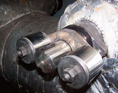 Sealing Large Swing Check Valves