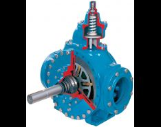 Sliding Vane Pumps in Crude Oil Operations