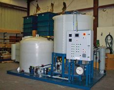 Positive Displacement Pumps in  Wastewater Treatment