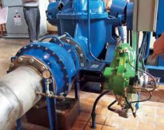 Ball Valve Replacement Increases Savings