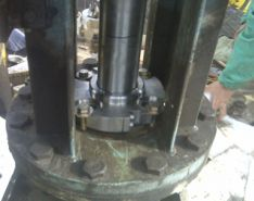 Dry Split Seal a Solution for High-Temperature Mixing Tanks