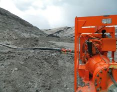 Powerful Mine Dewatering