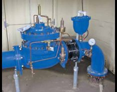 Valve Helps Meet Fire Flow Demands