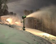 Olympic Drive: Motors Power Snow-Making Pumps at Sochi Games