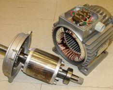 AC Motors Part Two-Three Phase Operation