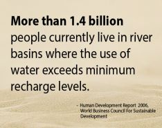 People to Life – Water Improves Quality of Life