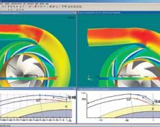 Gain Efficiency with Volute Design